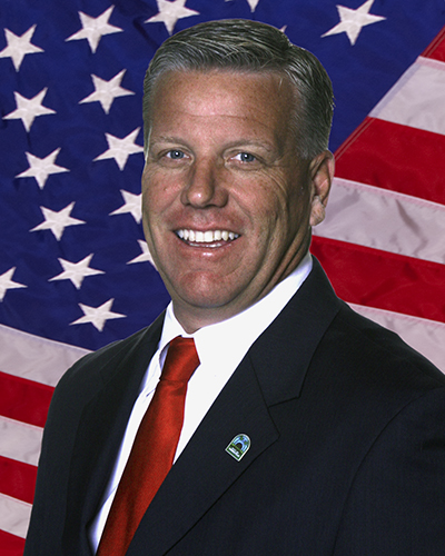 Vice Mayor Jon Burgess
